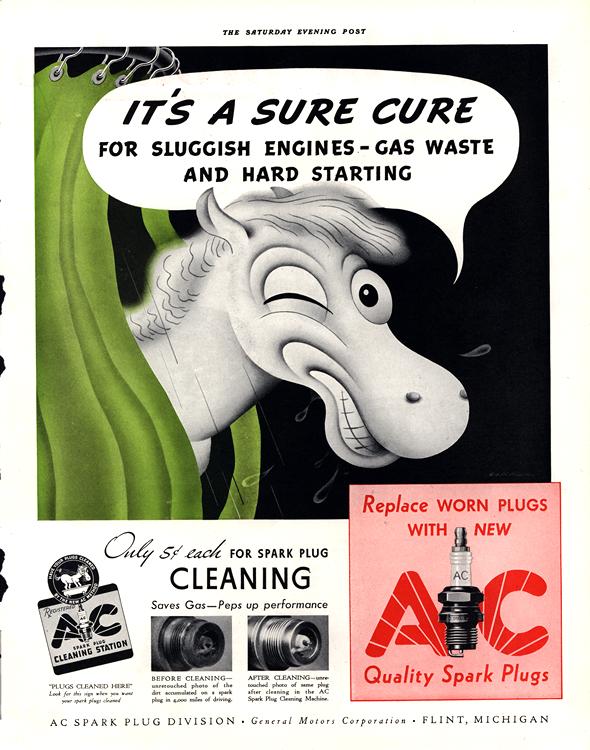 AC Spark Plugs 1939 0001