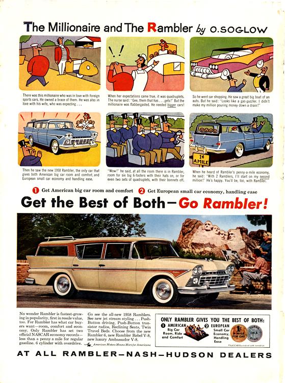 American Motors Rambler 1958 0005n
