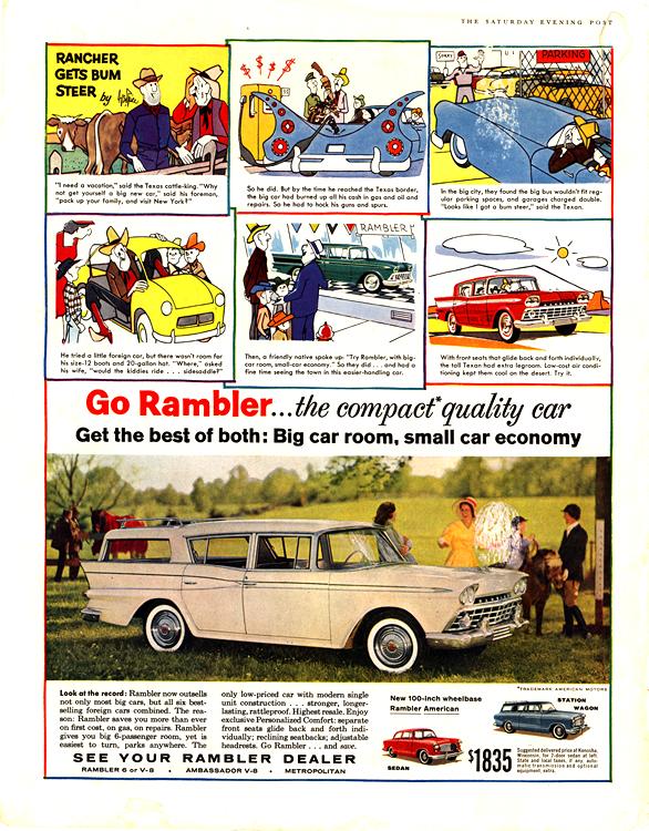 American Motors Rambler 1959 0004n