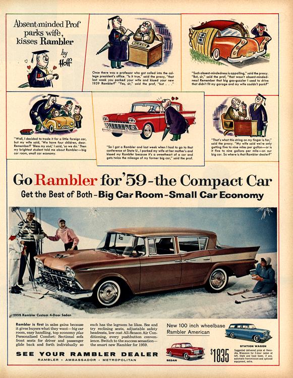 American Motors Rambler 1959 0005n