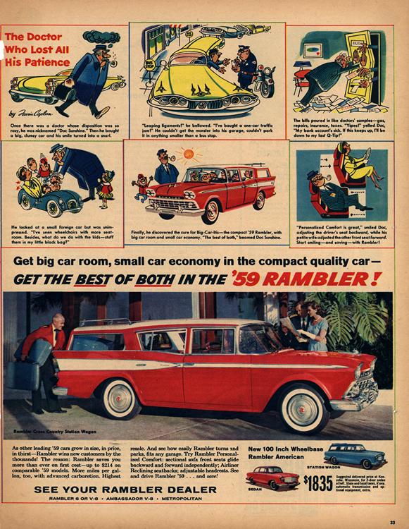 American Motors Rambler 1959 0006n