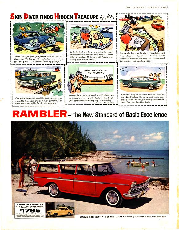 American Motors Rambler 1960 0004n