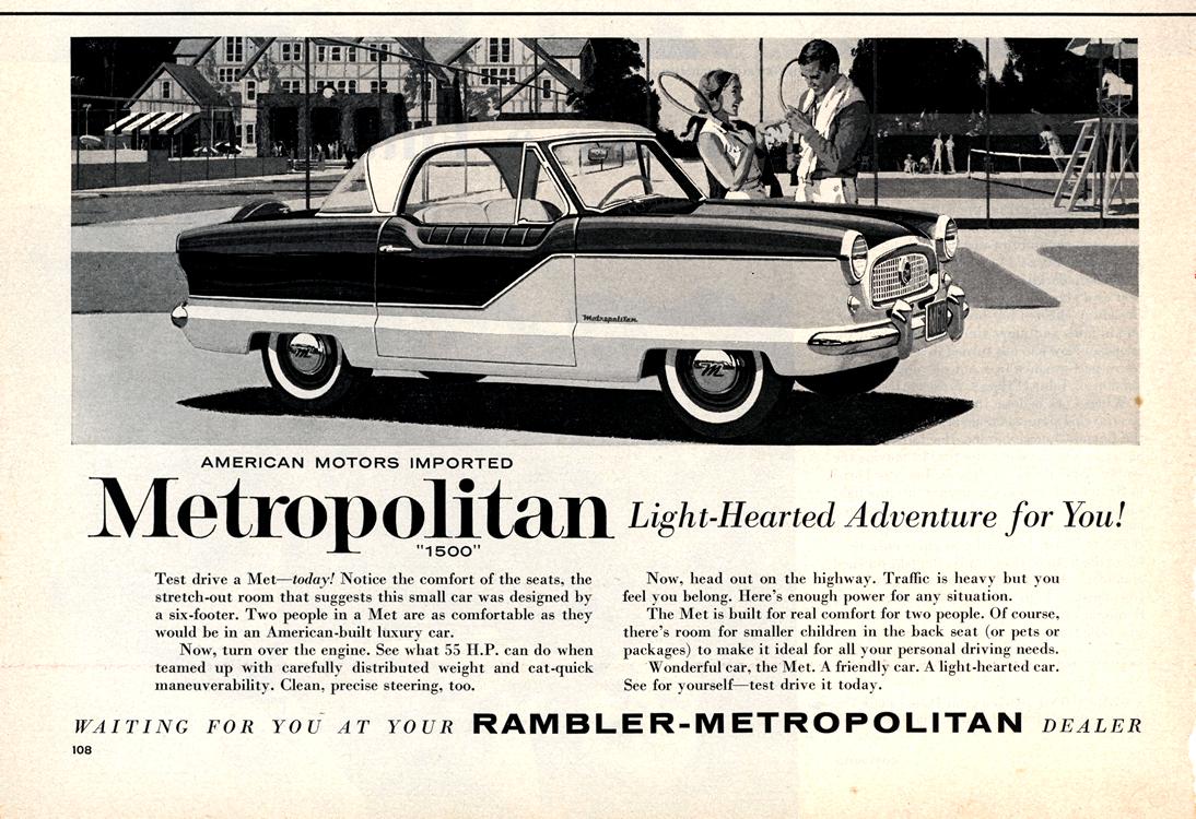 American Motors Rambler 1960 0005n
