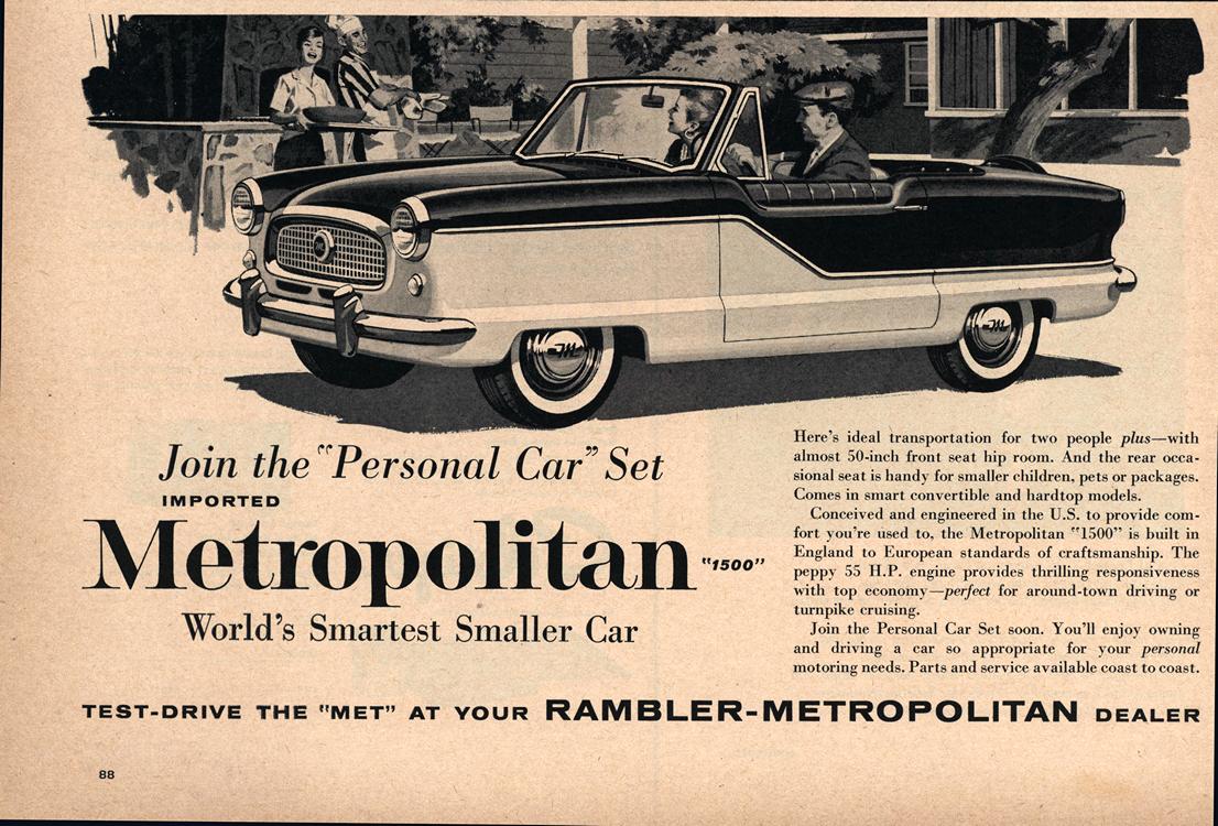 American Motors Rambler 1960 0006n