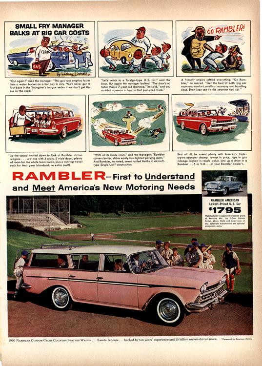 American Motors Rambler 1960 0007n