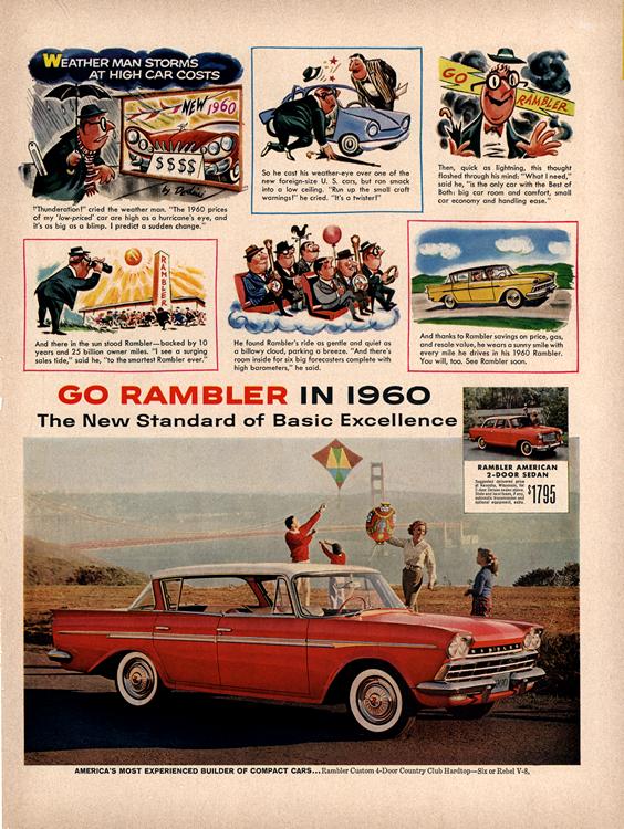 American Motors Rambler 1960 0008n