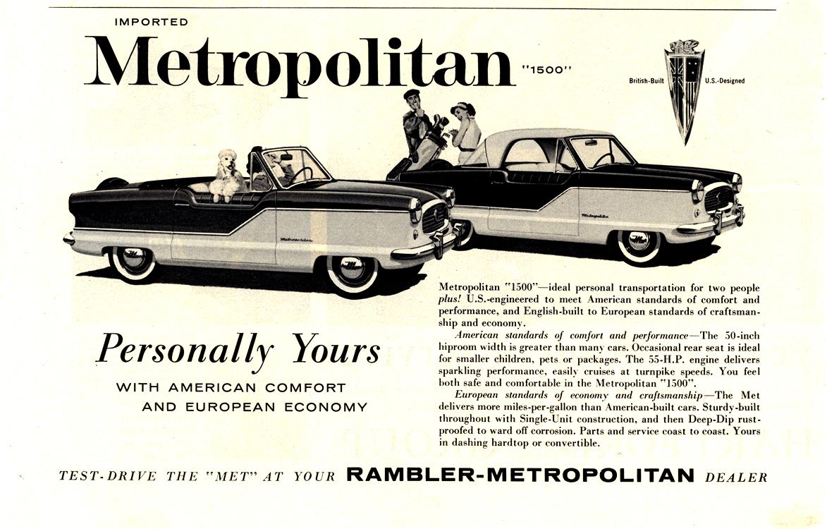 American Motors Rambler 1960 0012n