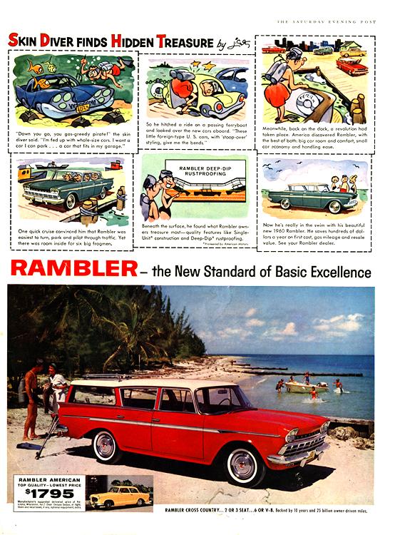 American Motors Rambler 1960 0013n