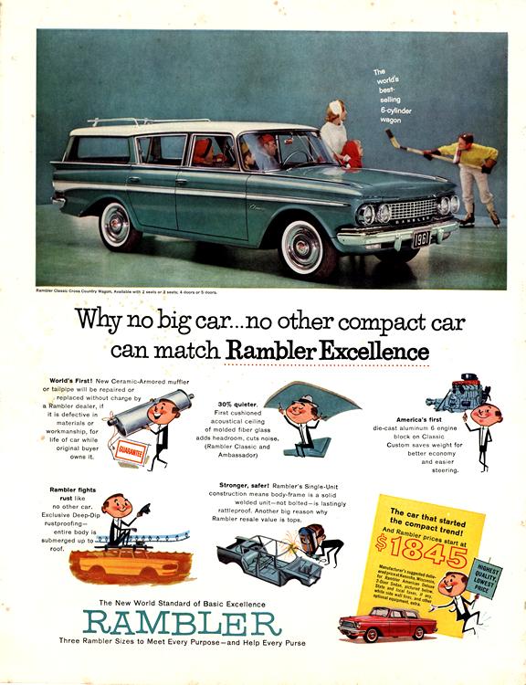 American Motors Rambler 1961 0003n