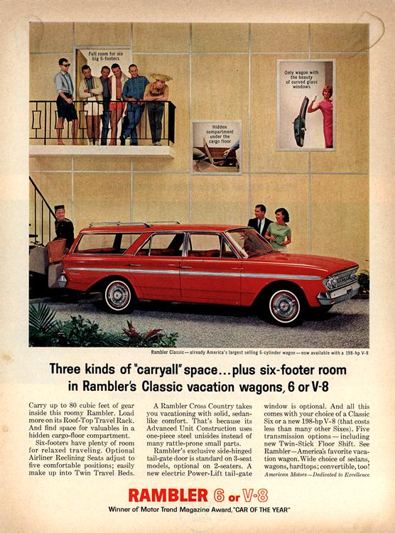 American Motors Rambler 1963 0005n