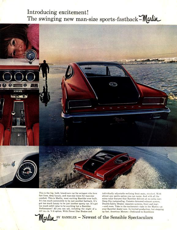 American Motors Rambler 1965 0001n