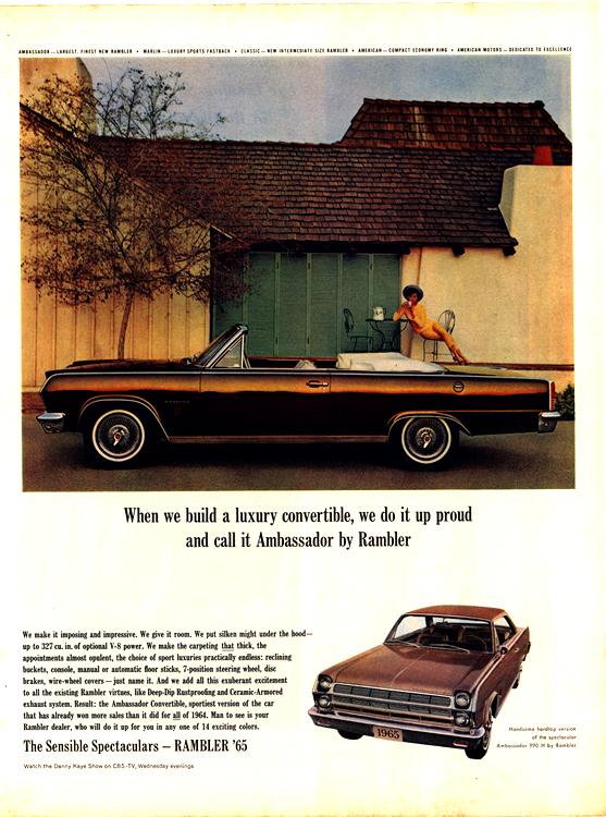 American Motors Rambler 1965 0004n