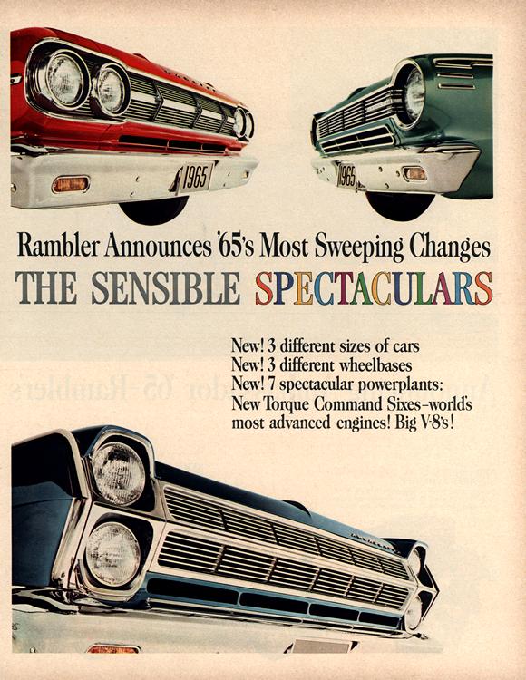 American Motors Rambler 1965 0005n