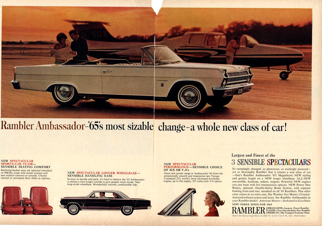 American Motors Rambler 1965 0006n