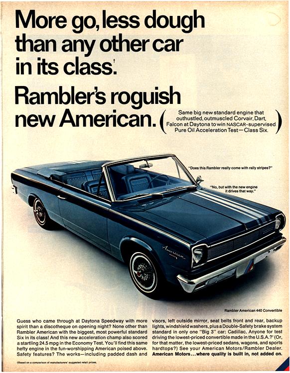 American Motors Rambler 1966 0007n
