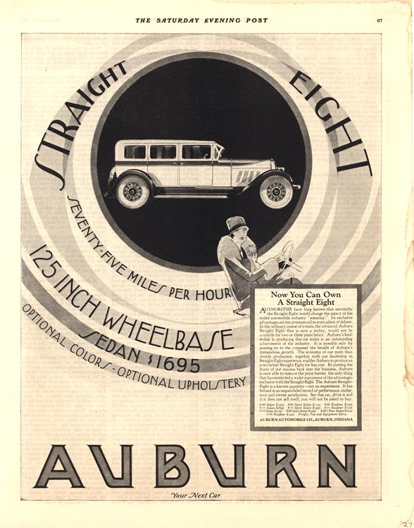 Auburn 1927 Ca 0001