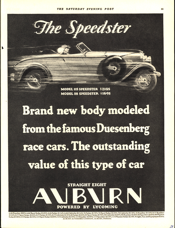 Auburn 1928 Advertisement 0001