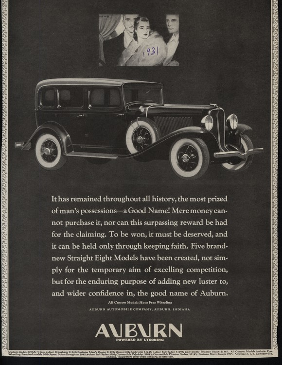 Auburn 1931 UL2 0001