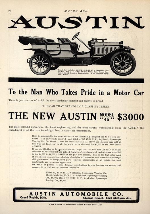 Austin 1910 0001
