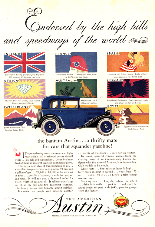 Austin 1930 Ca 0001