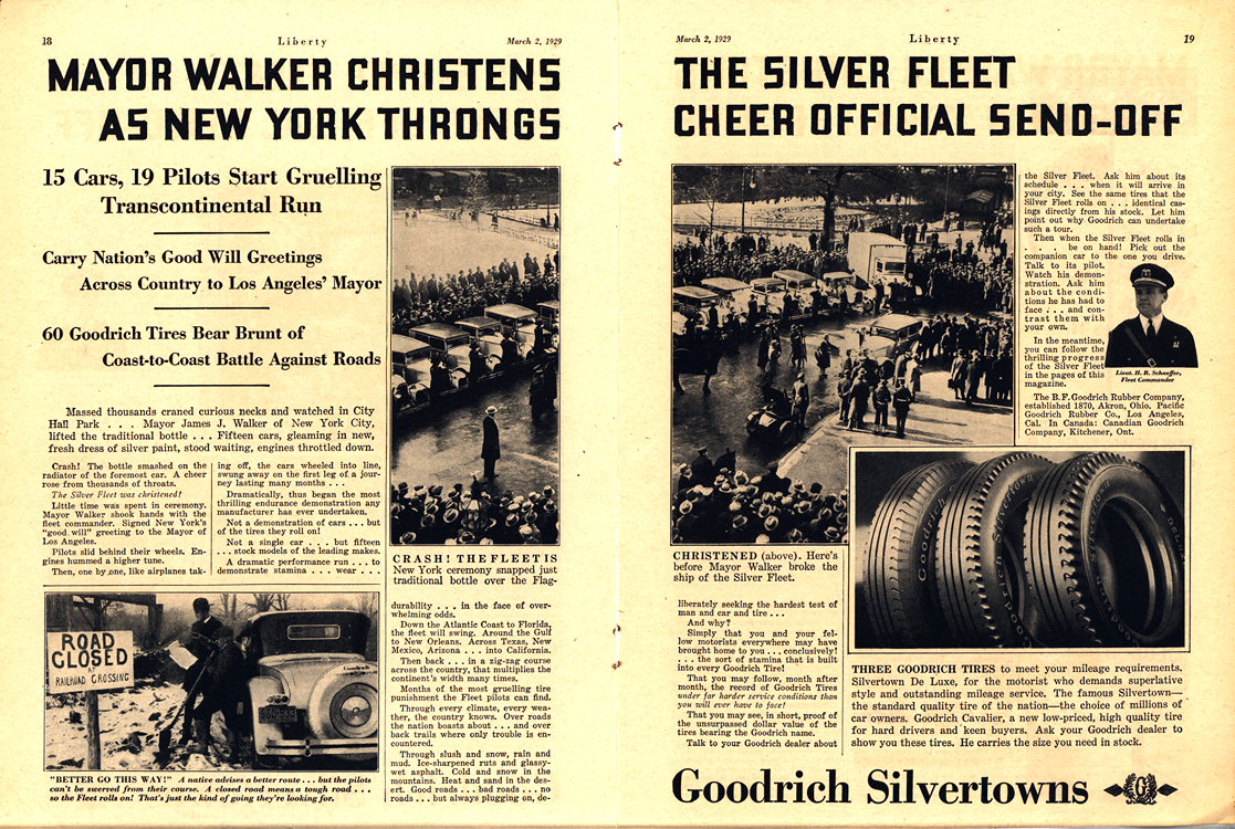 B. F. Goodrich Tires 1929 0005