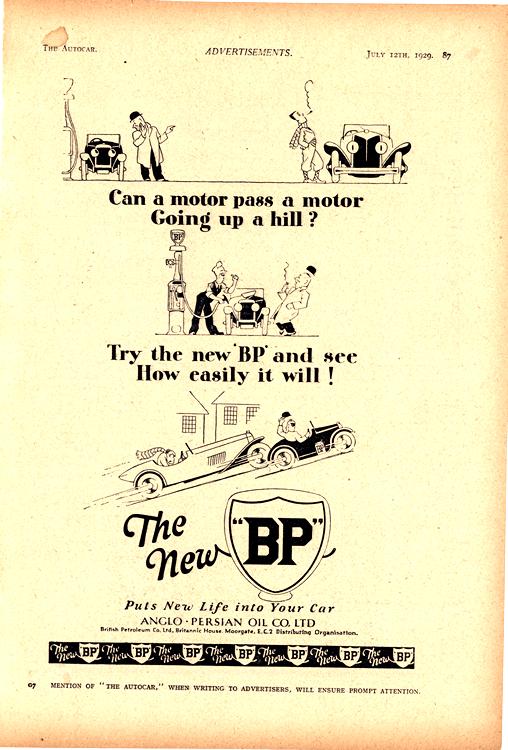 BP Oil 1929 0001