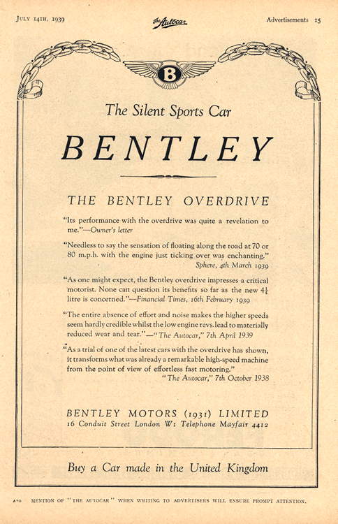 Bentley 1940 0002