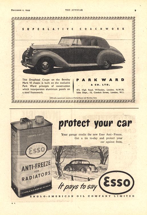 Bentley 1950 0002