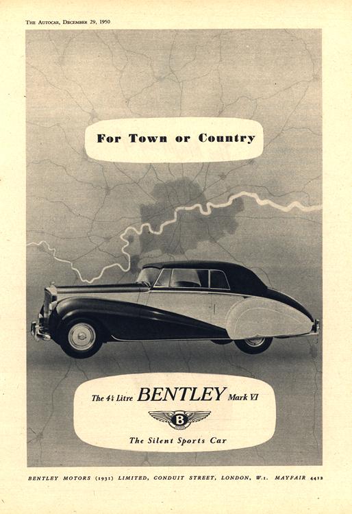 Bentley 1951 0001