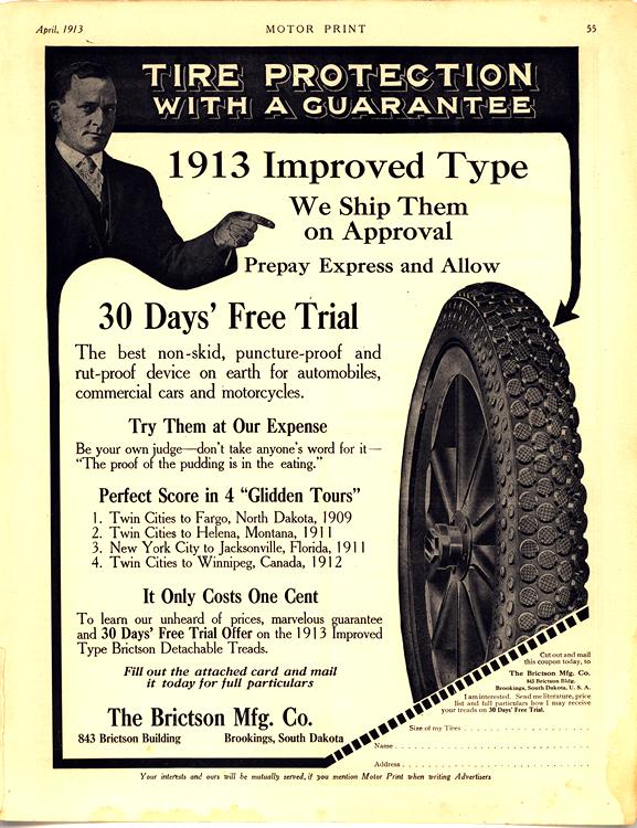 Brictson Tires 1913 0001