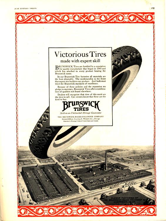 Brunswick Tires 1920 0001