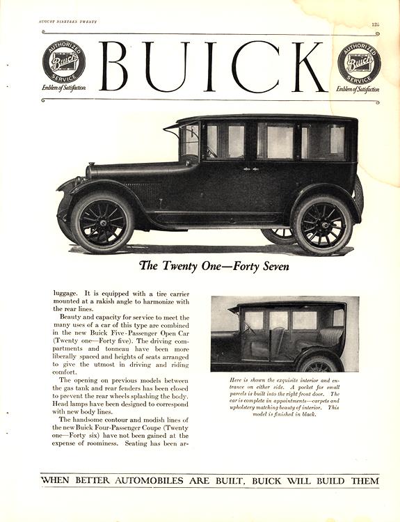 Buick 1921 0002