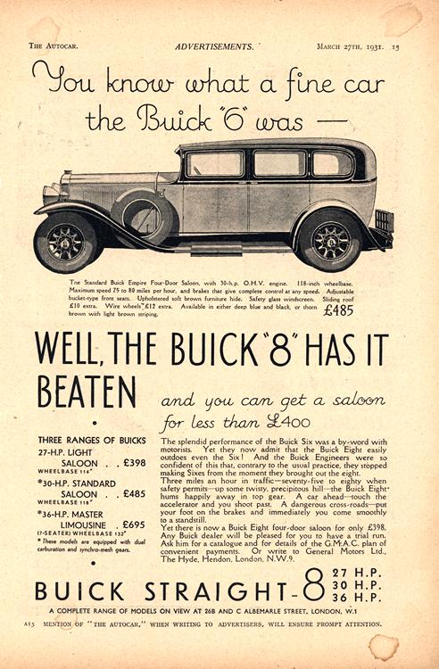 Buick 1931 0005