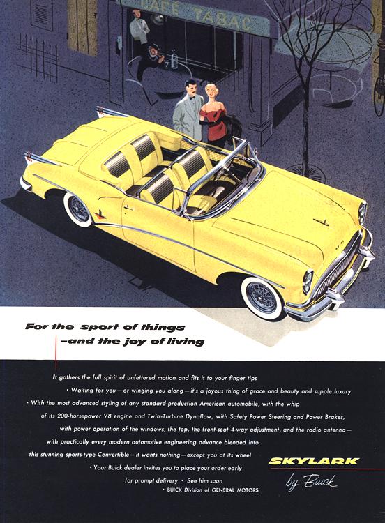 Buick 1954 0110n