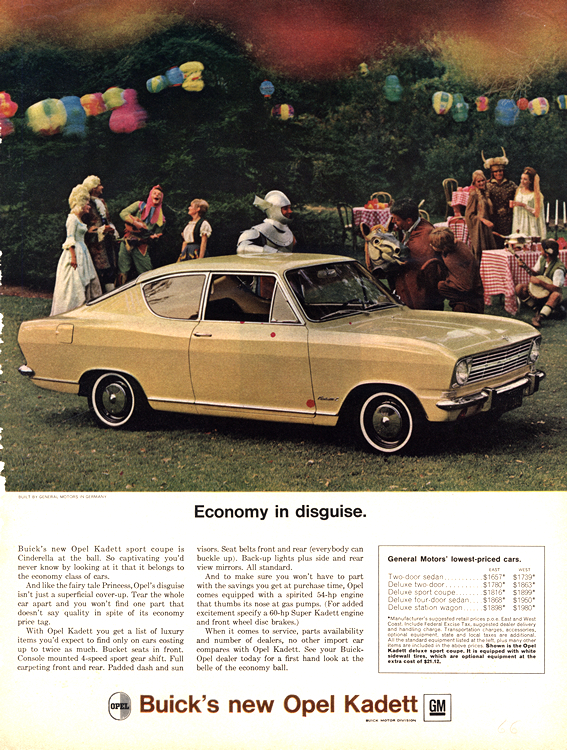 Buick 1966 Opel 0001