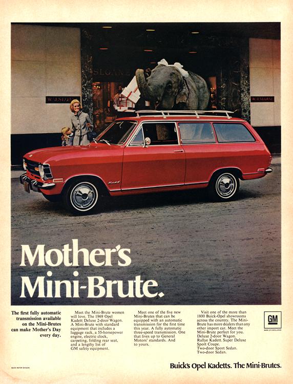Buick 1969 Opel 0001