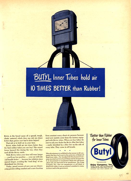 Butyl Tires 1948 0001
