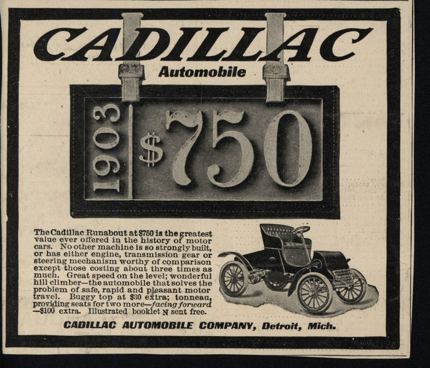 Cadillac 1903 UL2 0001