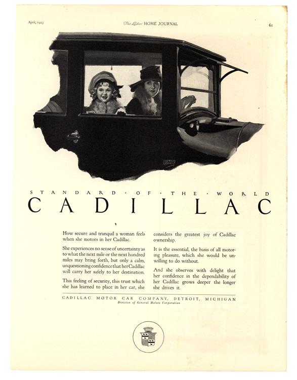 Cadillac 1923 0001