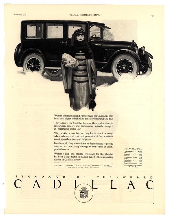 Cadillac 1923 0002
