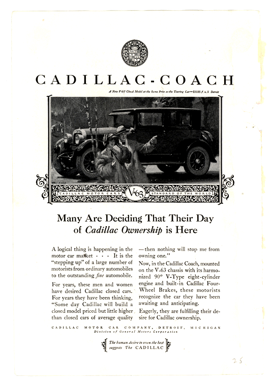 Cadillac 1925 0009