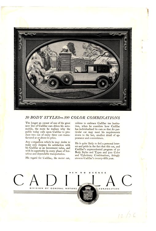 Cadillac 1927 0025