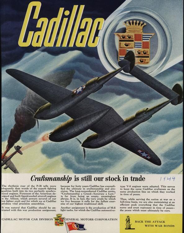 Cadillac 1944 UL2 0002