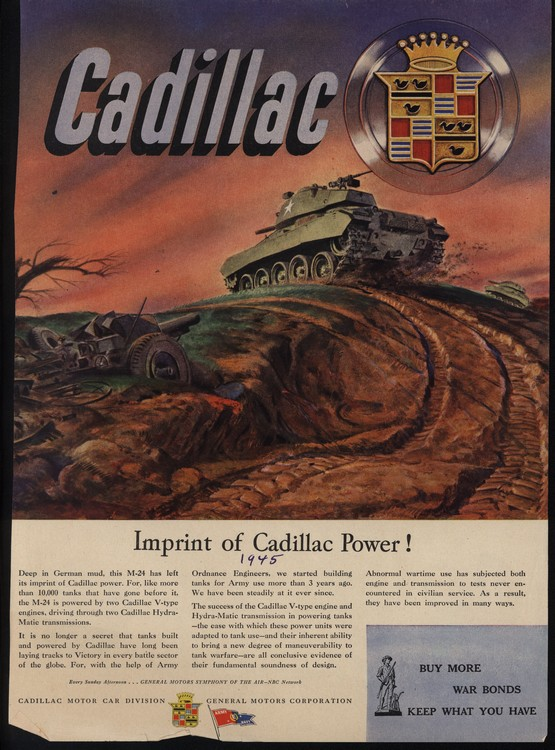 Cadillac 1945 UL2 0001