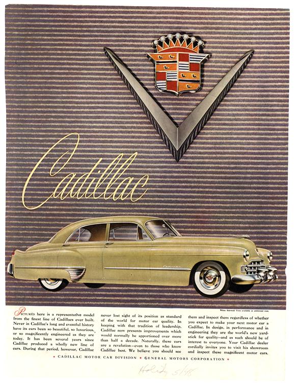 Cadillac 1948 0006