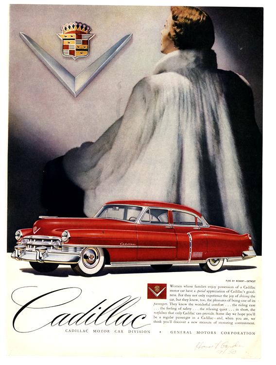 Cadillac 1950 0004e
