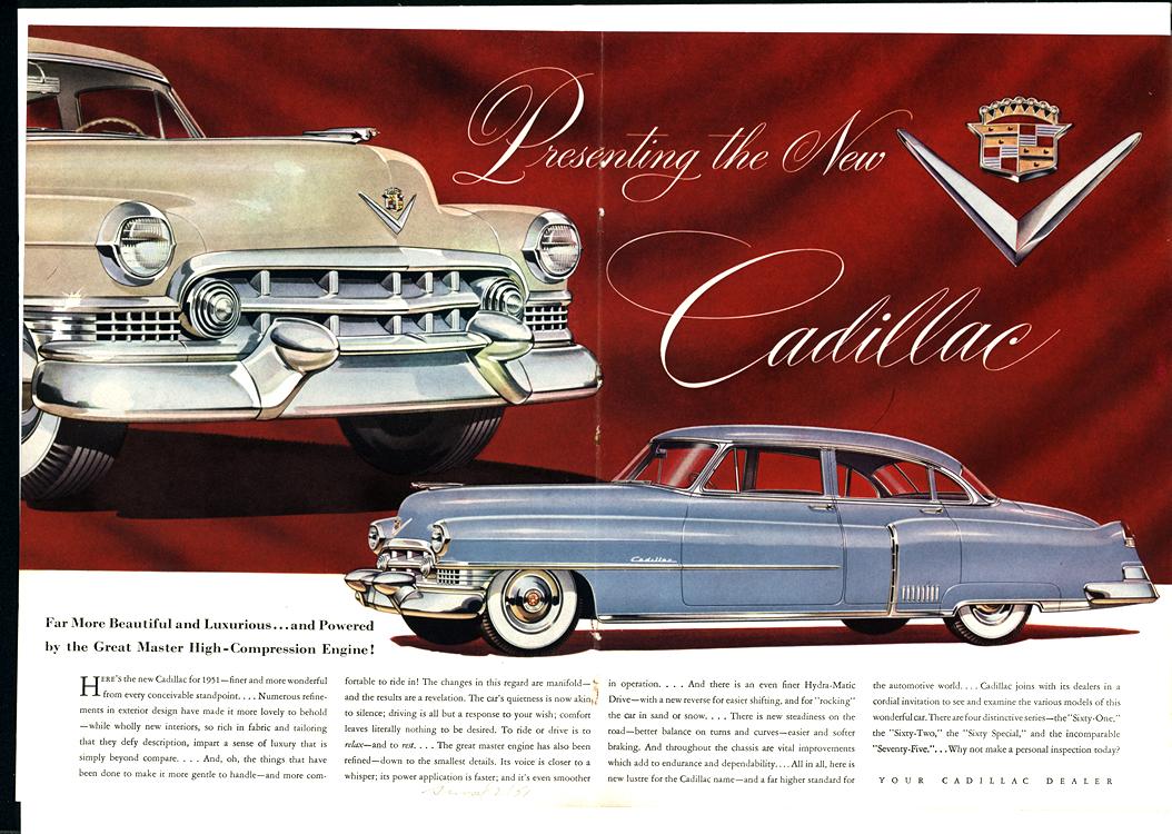 Cadillac 1951 0002