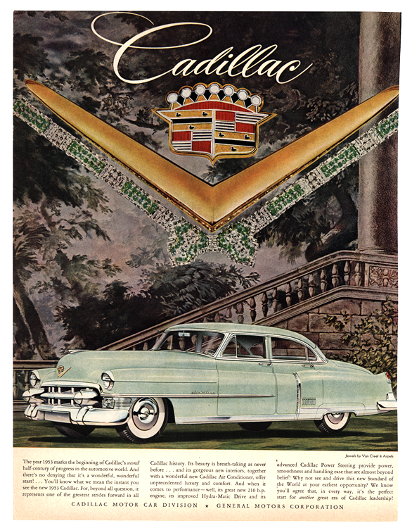 Cadillac 1953 0002