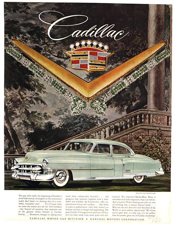 Cadillac 1953 0004