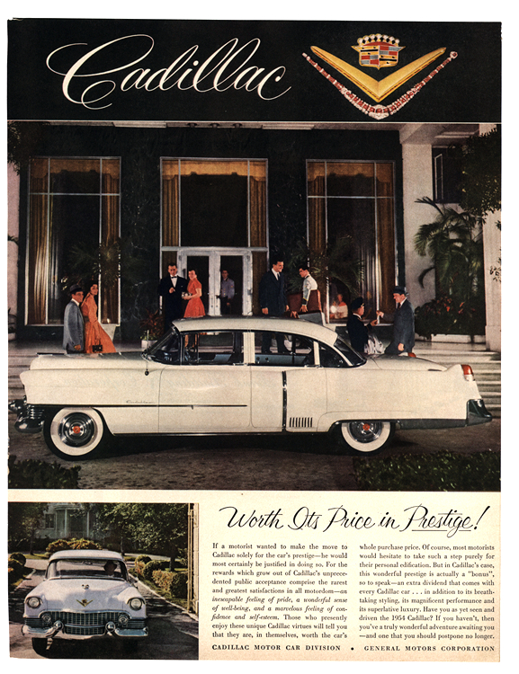 Cadillac 1954 0006